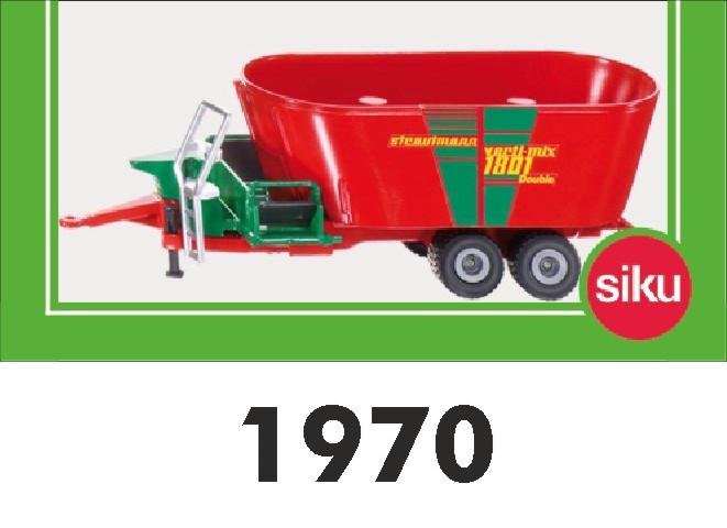 Strautmann Futtermischwagen M 1:50  -werkseitig ausverkauft -