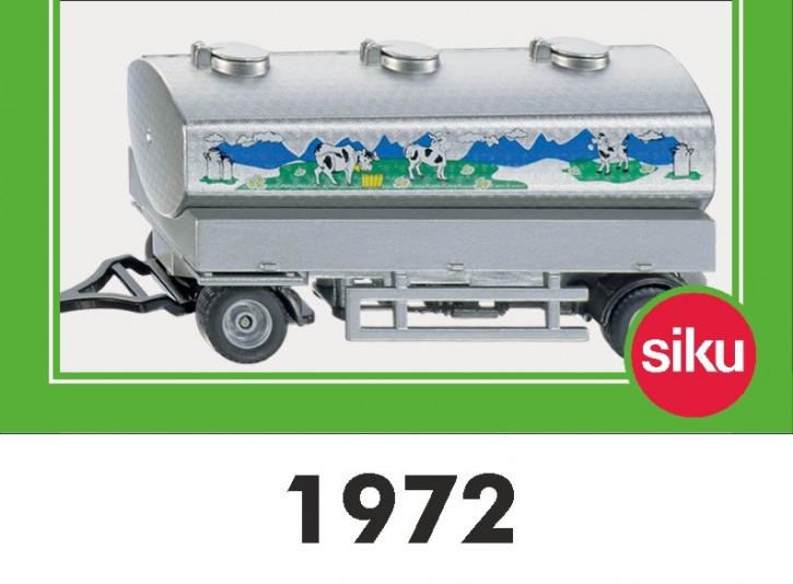 Milchsammelwagen-Anhänger M 1:50  -werkseitig ausverkauft -