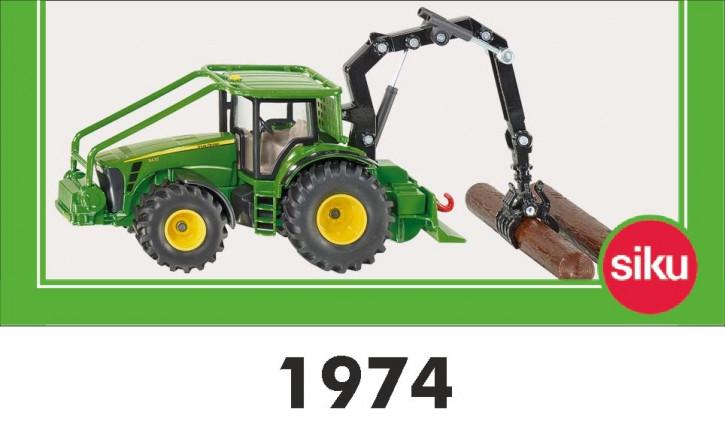 John Deere Forsttraktor M 1:50