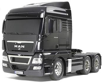MAN TGX 26.540 6X4 XLX 3-Achs  RC Bausatz M 1:14 CL