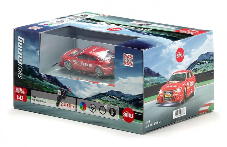 RC Audi RS 5 DTM Set SIKURacing 1:43