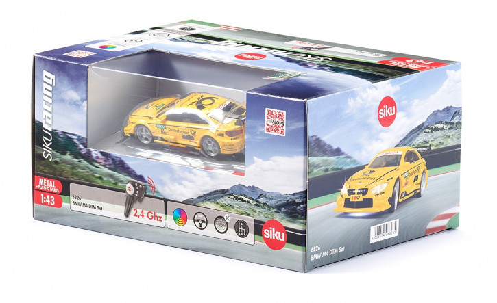RC BMW M4  Set SIKURacing 1:43