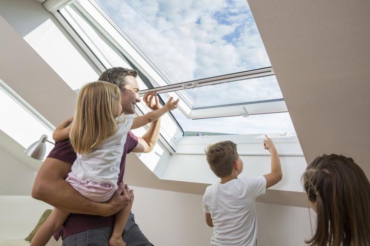 Insektenschutz für Dachflächenfenster